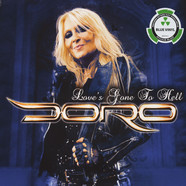 Doro - Love's Gone To Hell Blue Vinyl Edition