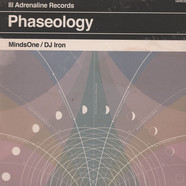 MindsOne & DJ Iron - Phaseology Black Vinyl Edition