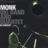 Thelonious Monk - Big Band & Quartet In Concert