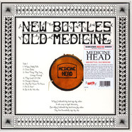 Medicine Head - New Bottles Old Medicine