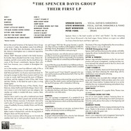 Spencer Davis Group, The - Their First LP