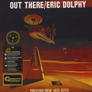 Eric Dolphy - Out There 200g Vinyl Edition