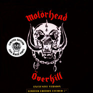 Motörhead - Overkill Colored Vinyl Edition