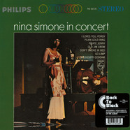 Nina Simone - In Concert Back To Black Edition