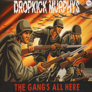 Dropkick Murphys - The Gang's All Here Yellow Vinyl Edition