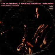 Cannonball Adderley Quintet, The - In Person