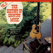 V.A. - The History Of Country Music Volume II