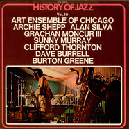 V.A. - History Of Jazz: Vol. 10