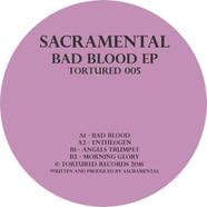 Sacramental (Billy Nasty & Dave Lievense) - Bad Blood EP