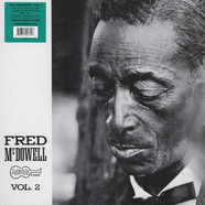 Fred McDowell - Volume 2 Blue Vinyl Edition