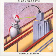 Black Sabbath - Technical Ecstasy White Vinyl Edition