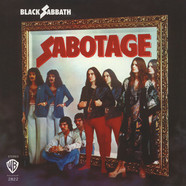 Black Sabbath - Sabotage Translucent Purple Vinyl Edition