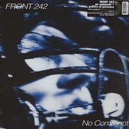 Front 242 - No Comment / Politics Of Pressure Green / Black Vinyl Edition