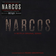 Pedro Bromfman - Narcos - Original Soundtrack Red Black Vinyl Edition