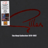 Gillan - The Vinyl Collection 1979 - 1982