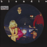 Blondie - Plastic Letters Picture Disc Edition