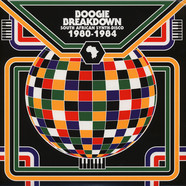 V.A. - Boogie Breakdown: South African Synth-Disco 80-84