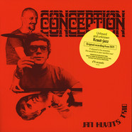 Jan Huydts Trio - Conception