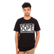 Explicit Oldschool - Dope Shit T-Shirt