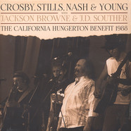 Crosby, Stills, Nash & Young - California Hungerton Benefit