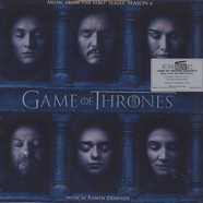 Ramin Djawadi - OST Game Of Thrones Season 6 Black Vinyl Edition