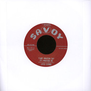 Little Esther - If It's News To You / T'aint Whatcha Say It's Whatcha Do