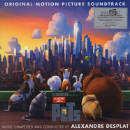 Alexandre Desplat - OST Secret Life Of Pets White Vinyl Edition