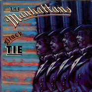 Manhattans, The - Black Tie