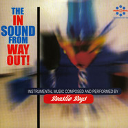 Beastie Boys - The In Sound From Way Out! Colored Vinyl Edition