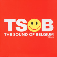 V.A. - TSOB - The Sound Of Belgium Vinyl Box Volume 3