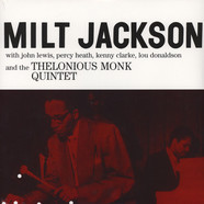 Milt Jackson With John Lewis, Percy Heath, Kenny Clarke, Lou Donaldson And The Thelonious Monk Quintet - Milt Jackson With John Lewis, Percy Heath, Kenny Clarke, Lou Donaldson And The Thelonious Monk Quintet