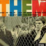 Them - Bring 'Em On In - Call My Name - Mystic Eyes - I Can Only Give You Everything