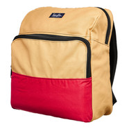 Tucker & Bloom - Rhodes LP/Vinyl Laptop Canvas Backpack