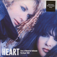 Heart - Live At Memorial Coliseum In Portland, August 30, 1987