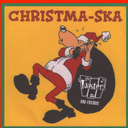 Toasters, The - Christmas Ska Colored Vinyl Edition