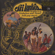 V.A. - Sri Lanka - The Golden Era Of Sinhalese And Tamil Folk-Pop Music