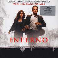Hans Zimmer - OST Inferno Red Vinyl Edition
