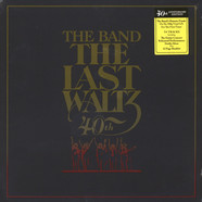 Band, The - The Last Waltz Deluxe Edition