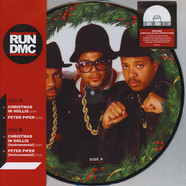 Run DMC - Christmas In Hollies / Peter Piper Picture Disc Edition