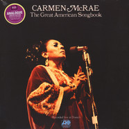 Carmen McRae - The Great American Songbook