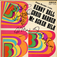 Kenny Ball - Chris Barber - Acker Bilk - Das Beste Von Ball, Barber, Bilk