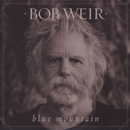 Bob Weir of Grateful Dead - Blue Mountain Clear Vinyl Edition