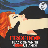 Freedom, The - OST Nero Su Bianco / Black On White Colored Vinyl Edition