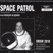 Peter Thomas & Mocambo Astronautic Sound Orchestra - Space Patrol (Raumpatrouille)