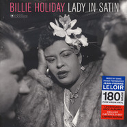 Billie Holiday - Lady In Satin  - Jean-Pierre Leloir Collection
