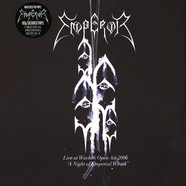 Emperor - Live At Wacken Open Air 2006 Blue Vinyl Edition