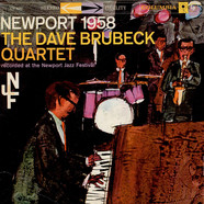 Dave Brubeck Quartet, The - Newport 1958