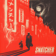 Konami Kukeiha Club - OST Snatcher Video Game Colored Vinyl Edition