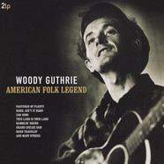 Woody Guthrie - American Folk Legend