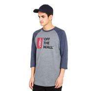 Vans - Vans Of The Wall Raglan Longsleeve